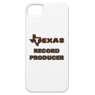 Texas Record Producer Barely There iPhone 5 Case