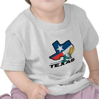 Texas Rose Tee Shirts