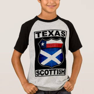 Texas Scottish American Tee Shirt