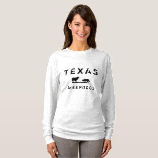 Texas Sheepdogs long sleeve t-shirt. T-Shirt