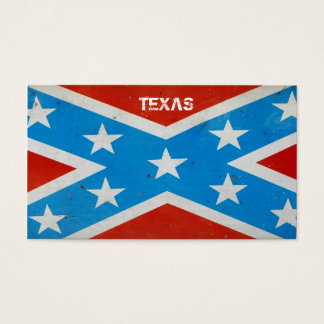Texas Stars Business Card