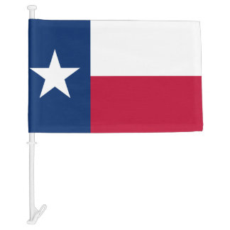 Texas state car window flag | Texan pride Car Flag