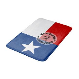 Texas State Flag Bath Mats