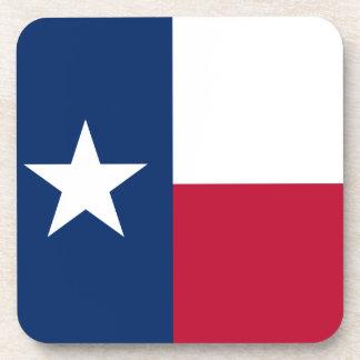 Texas State Flag Coaster