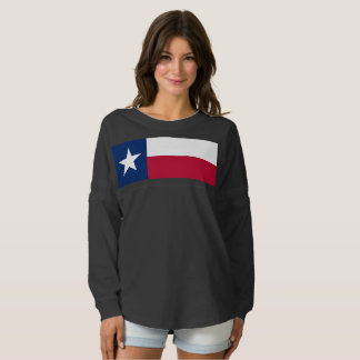 Texas state flag - high quality authentic color spirit jersey