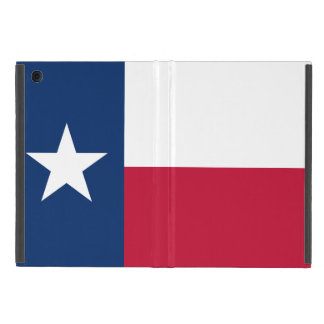 Texas State Flag iPad Case Hinged