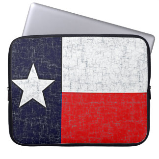 TEXAS STATE FLAG Laptop Sleeve