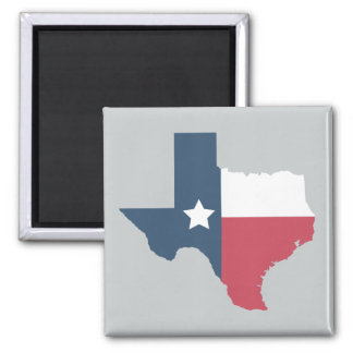 Texas State - Flag Magnet