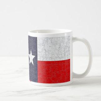 TEXAS STATE FLAG COFFEE MUGS