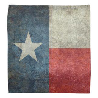 Texas state flag vintage retro style Bandanna