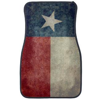 Texas state flag vintage retro style Car Mats