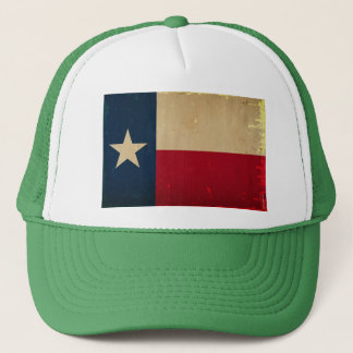 Texas State Flag VINTAGE Trucker Hat