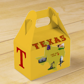 Texas State of Favour Box