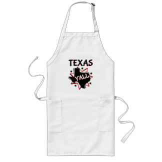 Texas State Pride Y'all Long Apron