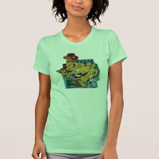 Texas State Women's Fine Jersey T-Shirt