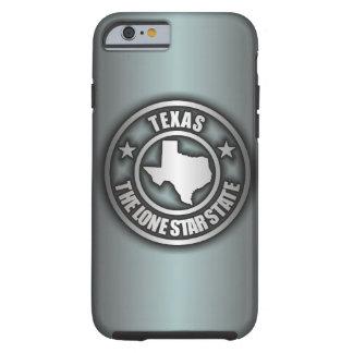 """Texas Steel"" iPhone 6 case (Blue-Gray) Tough iPhone 6 Case"