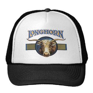 Texas Steer Longhorn Hats
