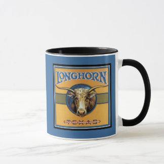 Texas Steer Longhorn Mug