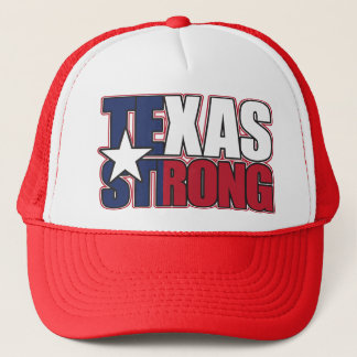 Texas-Strong Trucker Hat