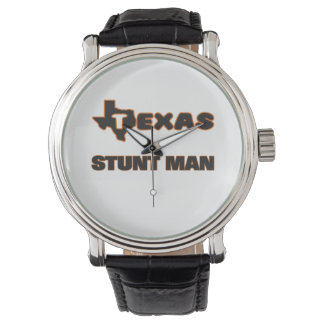 Texas Stunt Man Watches