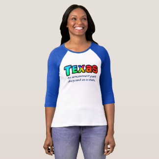 Texas T-shirt -- Souvenir T