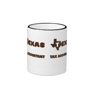 Texas Tax Accountant Ringer Mug