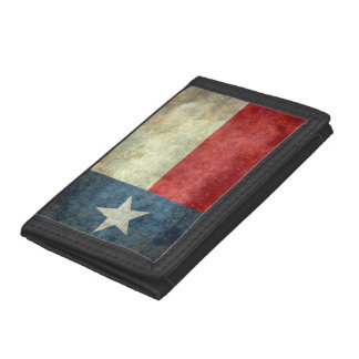 Texas - The Lone Star State Trifold Wallet