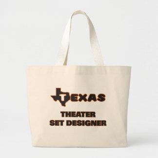 Texas Theater Set Designer Jumbo Tote Bag