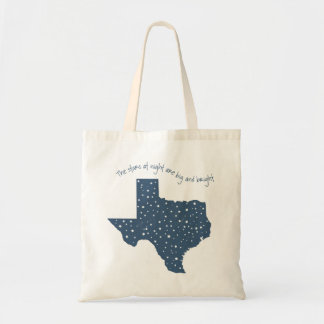 Texas Tote - Stars at Night