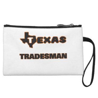 Texas Tradesman Wristlet Purse