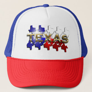 TEXAS TRUCKER HAT