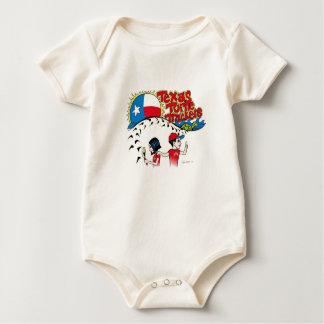Texas Turtle Tracker Baby Bodysuit