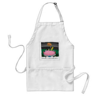 Texas UFO? Funny Tees, Gifts & Collectibles Standard Apron