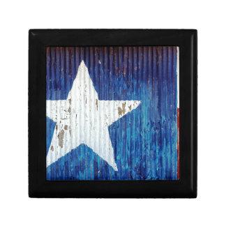 Texas Usa United States America Gift Box