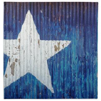 Texas Usa United States America Napkin