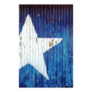 Texas Usa United States America Stationery