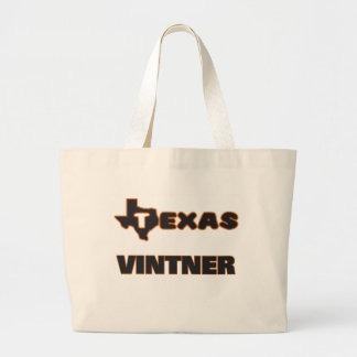 Texas Vintner Jumbo Tote Bag
