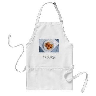 Texas Waffle Standard Apron