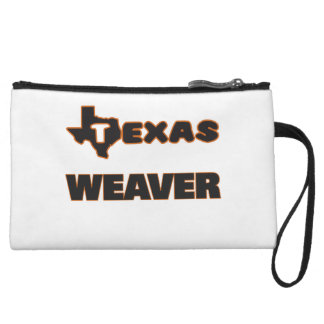Texas Weaver Wristlet Clutch