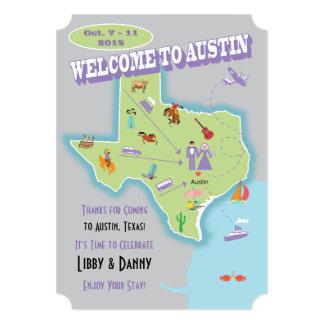 Texas Wedding Libby Card