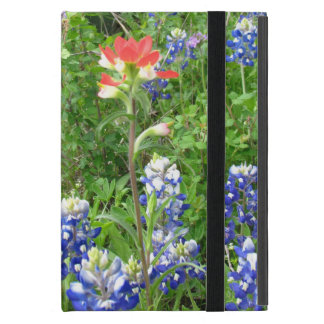 Texas Wild Flowers Cover For iPad Mini