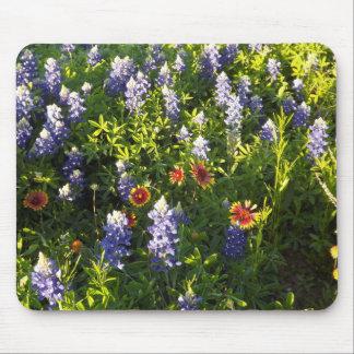 Texas Wildflowers Mousepad