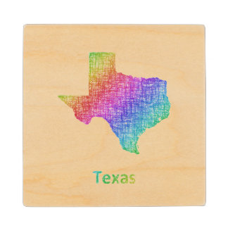 Texas Wood Coaster