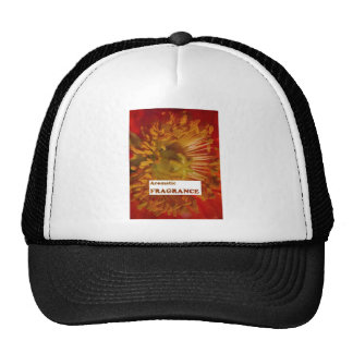 Text AROMATIC fragrances Advertise speciality Trucker Hat