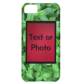 Text or Photo iPhone 5C Case