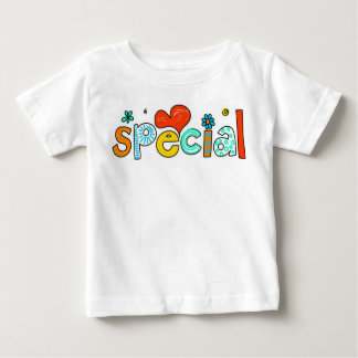 Text Special Baby T-Shirt