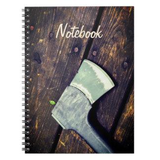 Text Template | Axe&Wood Notebook