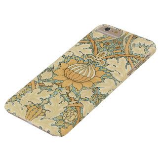 Textile Pattern, St. James by William Morris Barely There iPhone 6 Plus Case