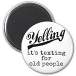 Texting for Old People