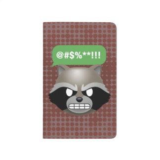 Texting Rocket Emoji Journal
